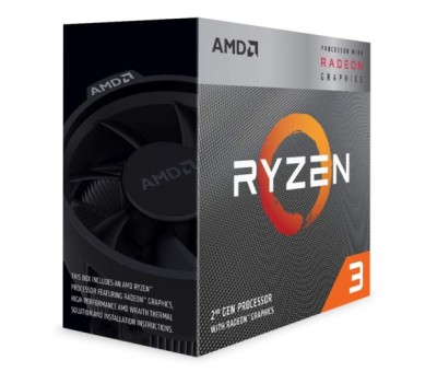 AMD Ryzen 3 3200G 3.6/4.0GHz AM4