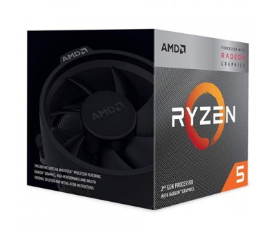 AMD Ryzen 5 3400G 3.7/4.2GHz AM4