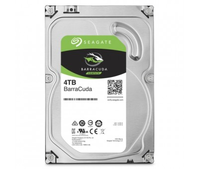 Seagate BARRACUDA 3,5 4TB 256MB 5400 ST4000DM004