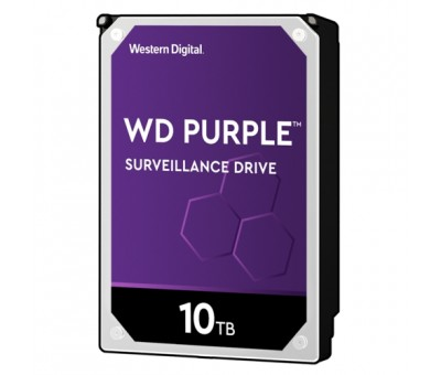 WD PURPLE 3,5 10TB 256MB 7200RPM WD101PURZ