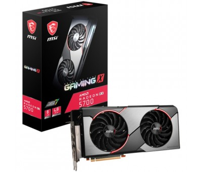 MSI RX 5700 GAMING X 8GB GDDR6 256bit
