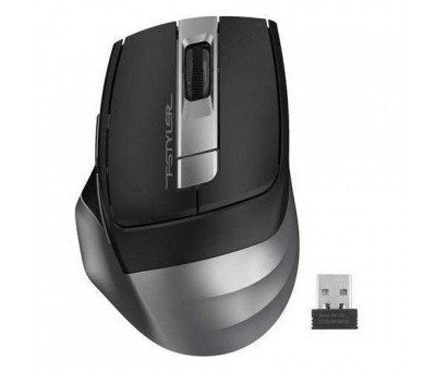 A4 Tech FG35 Kablosuz Optik Mouse - Gri