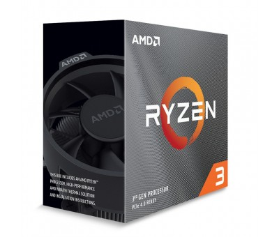 AMD Ryzen 3 3100 3.9GHz AM4 100-100000284BOX