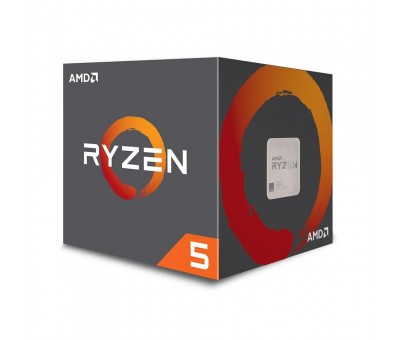 AMD Ryzen 5 2600 Socket AM4 3.4 GHz 16MB Önbellek 65W İşlemci