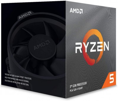 AMD Ryzen 5 3600XT 3.8/4.5GHz AM4 100-100000281BOX