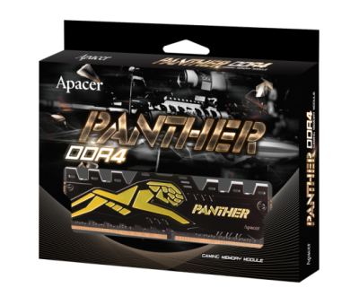 Apacer Panther Gold Ram 16 Gb DDR4 3200 Mhz AB100APR033