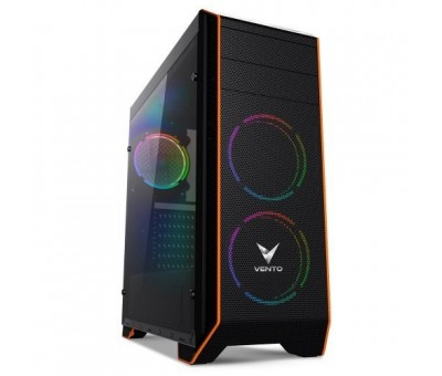 Vento VG06F USB 3.0 RGB ATX Mid-Tower Gaming Kasa