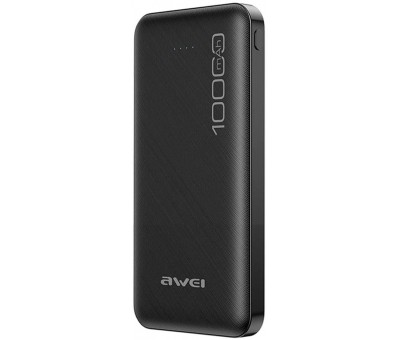 Awei P28K - Siyah 10.000 mAh Power Bank