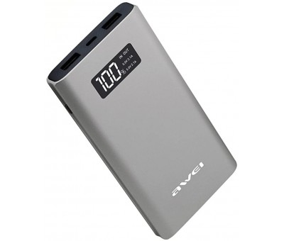 Awei P60K 10000mAh Power Bank