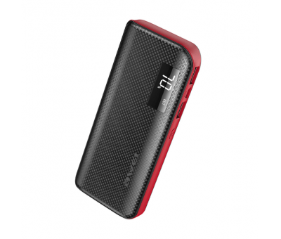 Awei P76K 10000mAh LED Ekran Power Bank Siyah