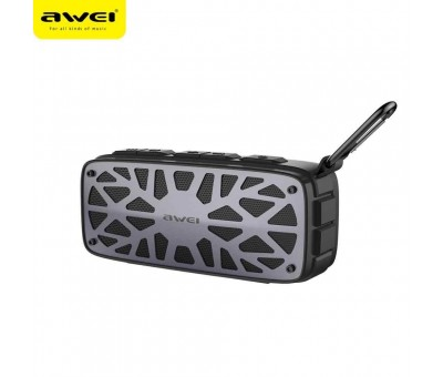 Awei Y330 Wireless Bluetooth Gri Speaker
