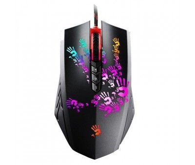 Bloody A60 LK Optik Multi Core Metal Ayak 4000CPI Oyuncu Mouse