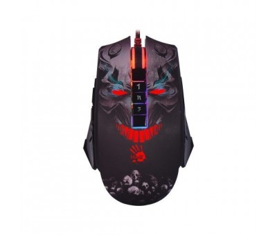 Bloody P85 Skull Multi Core 5000CPI 8 Tuş RGB Optik Gaming Mouse