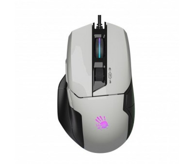 Bloody W70 Max P.White 10K CPI OPT.RGB Oyuncu Mouse