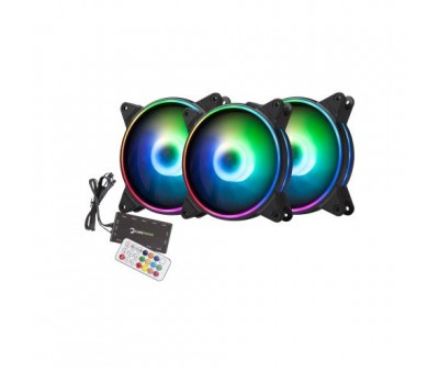 GamePower Air Turbine ARGB/RGB 3*12CM Fan Set Kit
