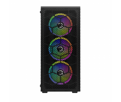 GamePower Horizon Gaming 4*120mm RGB Fan Mesh Kasa