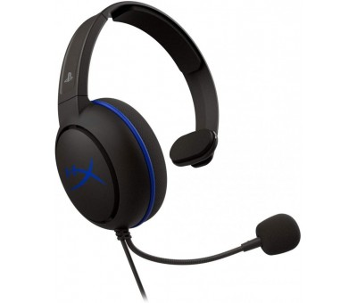 HyperX Cloud Chat Gaming Mono Kulaklık PS4 HX-HSCCHS-BK/EM