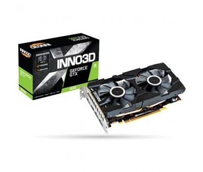 Inno3D GeForce GTX 1660 Twin x2 6GB 192Bit GDDR5