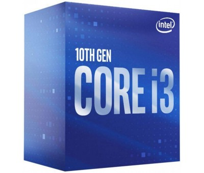 İntel i3-10100F 3.6GHz 4.3 GHz 6MB LGA1200P