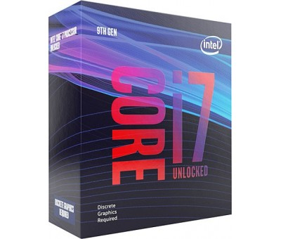 Intel i7-9700KF 3.6 GHz 4.9 GHz 12M 1151p - Tray