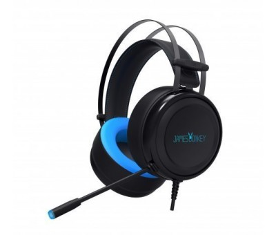 James Donkey 710 Siyah 7.1 Surround Gaming Kulaklık