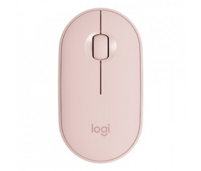 Logitech Pebble M350 Mouse Rose 910-005717