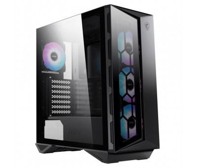 MSI MPG GUNGNIR 110R USB 3.2 Temperli Cam ATX Mid-Tower Gaming Kasa