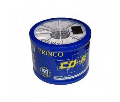 Princo 56X 700MB 80 Min 50'Li Bulk CD-R