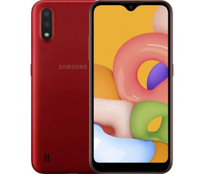 Samsung Galaxy A01 Core 13 GB SM-A013G/DS Red