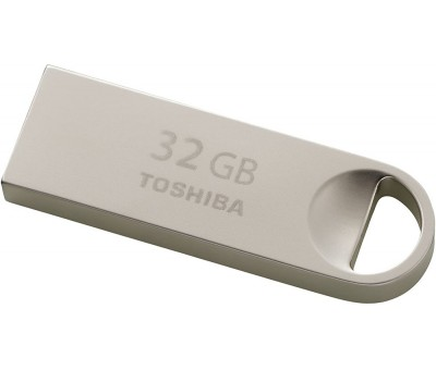 Toshiba Thn-U401S0320E4, Usb 2.0 Flash Bellek, 32Gb Usb Metal