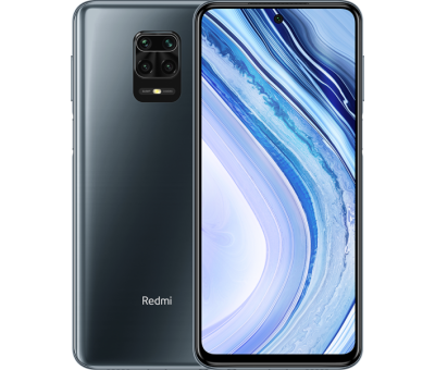 Xiaomi Redmi Note 9 Pro Max 128 GB Interstellar Black